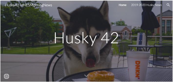 Husky 42 News
