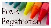 Pre K Registration